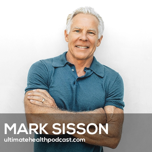 Lose Fat & Reverse Aging by Eating Two Meals a Day | Mark Sisson (#416)