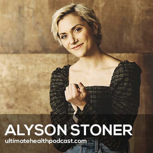 Alyson Stoner on Surviving the Entertainment Industry, Minimalism & Healing With Movement (#421)