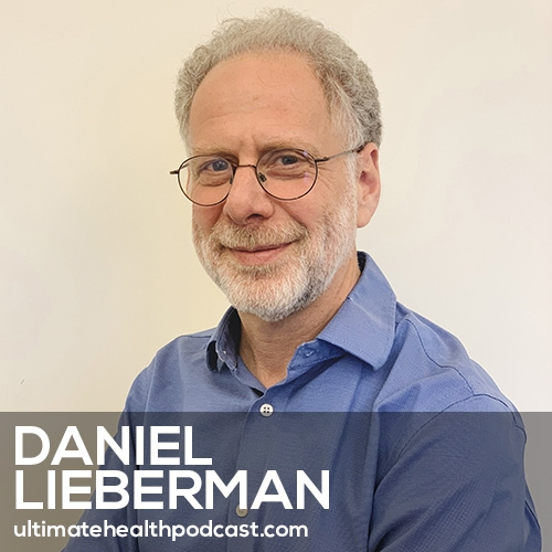 Harvard Professor SHARES That Humans Never Evolved to Exercise (YOU'RE NOT LAZY!) | Daniel Lieberman
