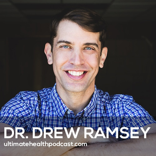Nutritional Psychiatrist Reveals Top Foods to Beat Depression and Anxiety | Dr. Drew Ramsey