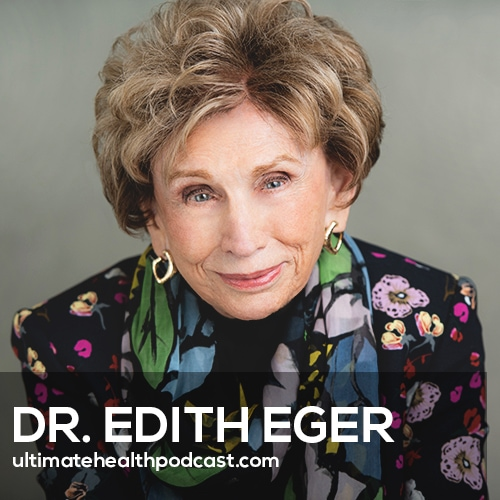 Auschwitz Survivor SHARES How to Confront Your Past to HEAL YOUR MIND & Enjoy Life   Dr. Edith Eger (#433)