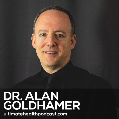 Doctor REVEALS the Incredible Benefits of WATER-ONLY & INTERMITTENT FASTING | Dr. Alan Goldhamer (#434)