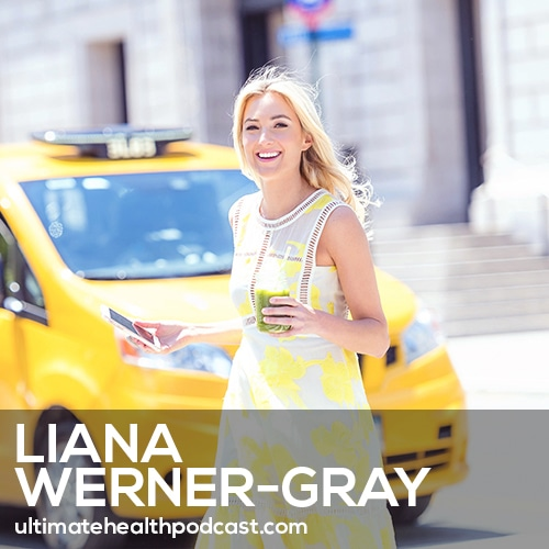 Eat This Way to Overcome Anxiety & Depression   Liana Werner-Gray (#437)